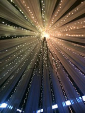 All Events Africa 12m Fairy Light Stands ( Yellow-light)